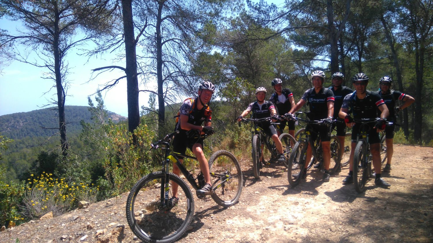 Mountain biking in Ibiza and Formentera